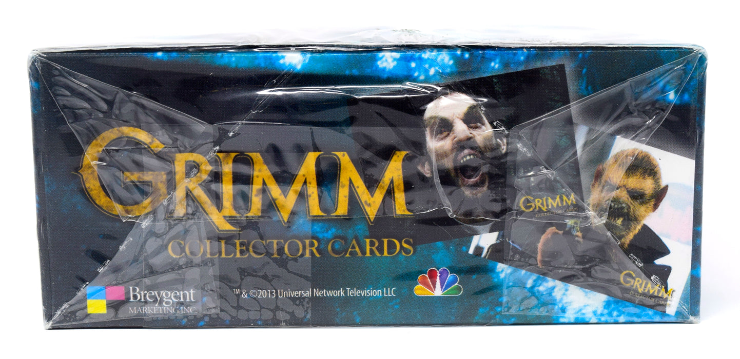 Grimm Collector Cards Hobby Box