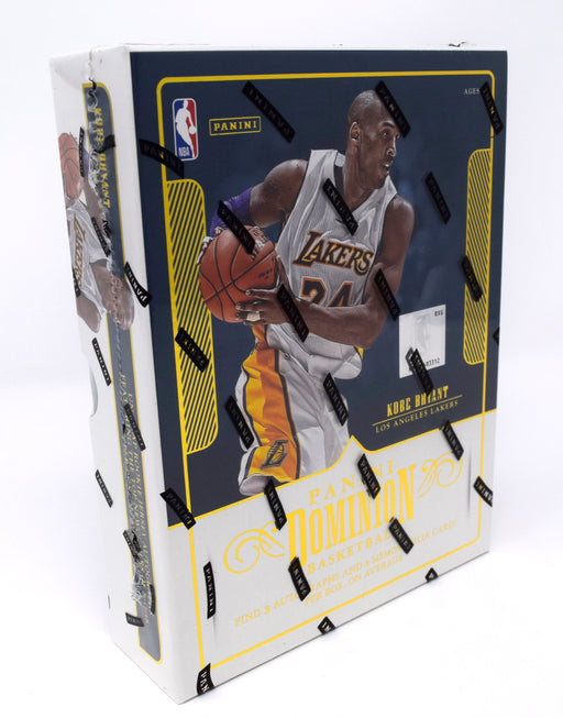 2017-18 Panini Dominion Basketball Hobby Box