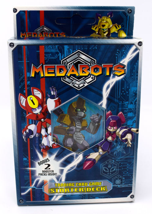 Wizards of the Coast - Medabots Trading Card Game - Starter Deck