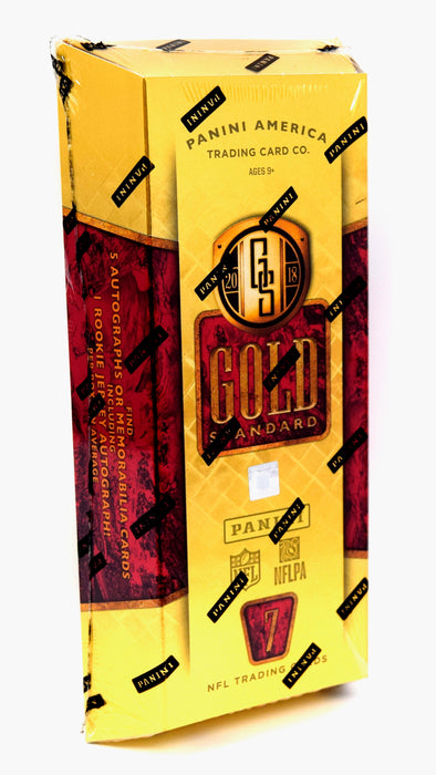 Panini - 2018 - Football - Gold Standard - Hobby Box