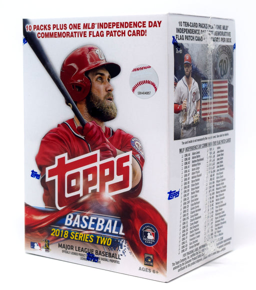 2018 Topps Series 2 Baseball Relic Box