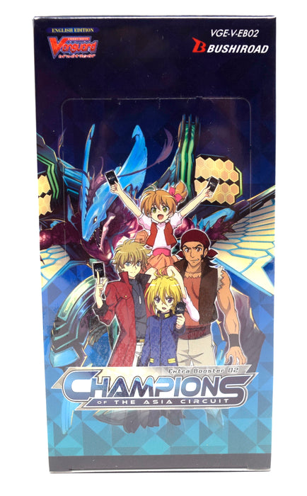 Bushiroad - Cardfight!! Vanguard - Champions of the Asia Circuit - Booster Box