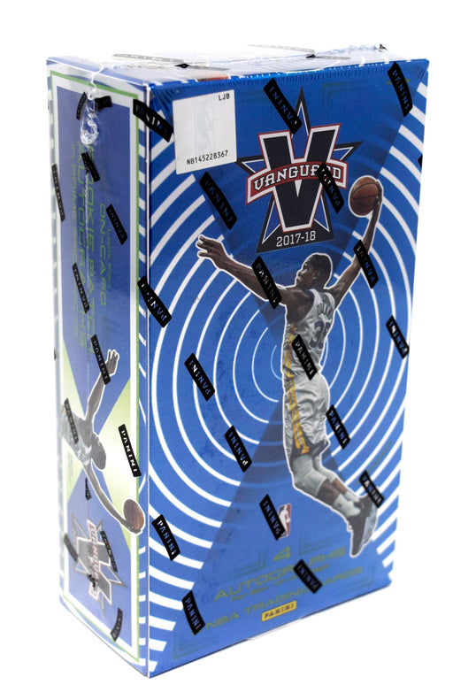 2018 Panini Vanguard Basketball Hobby Box
