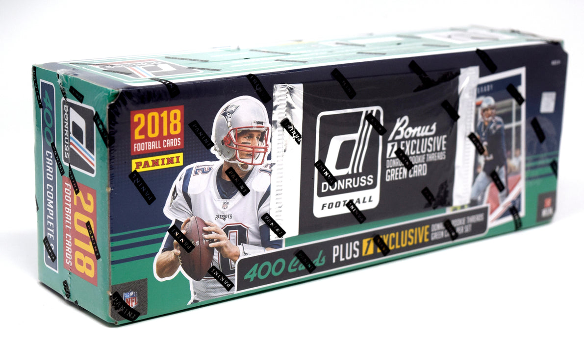 2018 Panini Donruss Football Factory Set