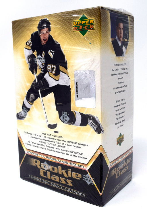 2005-06 Upper Deck NHL Rookie Class Hockey Box Set