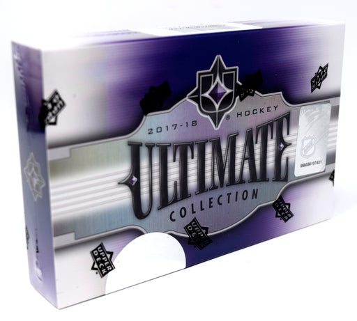 2017-18 Upper Deck Ultimate Collection Hockey Hobby Box