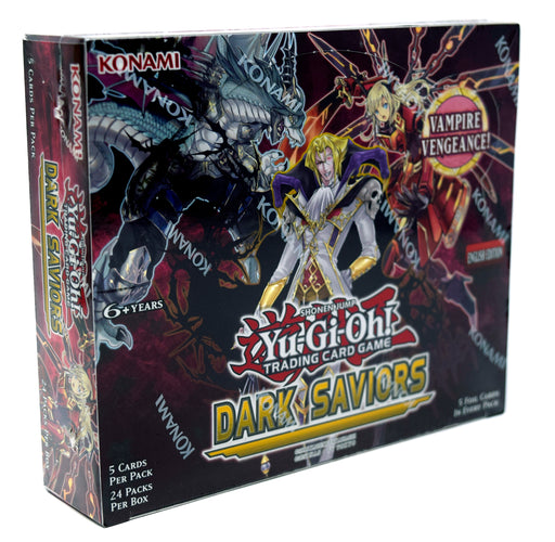 Konami - Yu-Gi-Oh! - Dark Saviors - Booster Box Unlimited