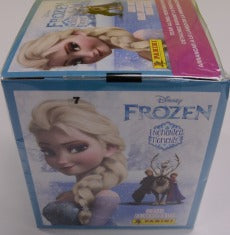 2015 Panini Frozen Enchanted Moments Sticker Box Topps | Cardboard Memories Inc.