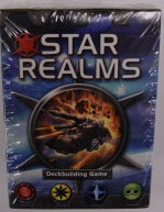 Star Realms Deckbuilding Game - Game Deck White Wizard Games | Cardboard Memories Inc.