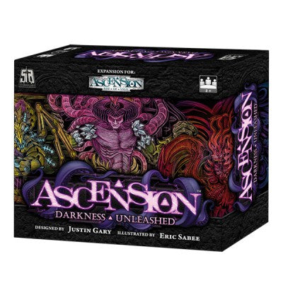 Ascension - Darkness Unleashed Deck Building Game Stoneblade Entertainment | Cardboard Memories Inc.