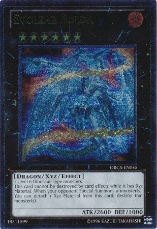Evolzar Solda - Ultimate Rare Unlimited - ORCS-EN045