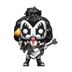 POP! - Music - Kiss the Demon (Pre-Order May 30th, 2019)
