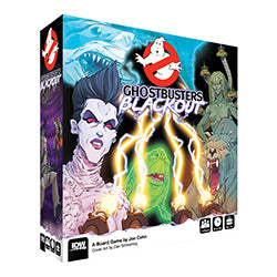 Ghostbusters Blackout (Pre-Order July 24th, 2019)