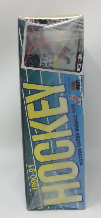1990-91 O-Pee-Chee Hockey Box
