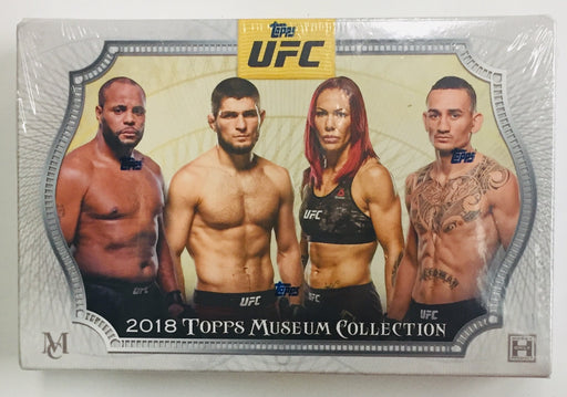 2018 Topps Museum Collection UFC Hobby Box