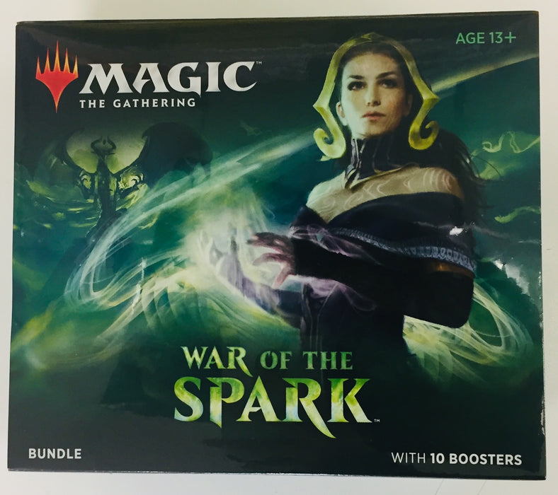 Magic the Gathering - War of the Spark - Bundle