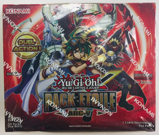 Konami - Yu-Gi-Oh! - Star Pack ARC-V - Booster Box - French Edition
