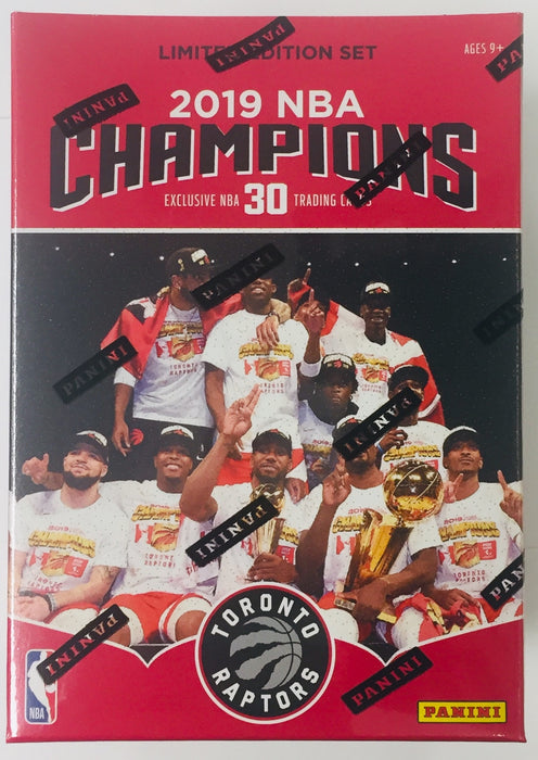 Panini - 2019 - Basketball - Toronto Raptors NBA - Champions Set