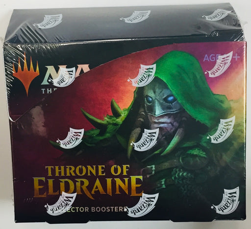 Magic the Gathering - Throne of Eldraine - Collectors Booster Box