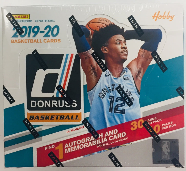 Panini - 2019-20 - Basketball - Donruss - Hobby Box