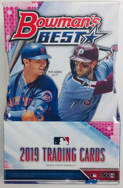 Topps - 2019 - Baseball - Bowmans Best - Hobby Box