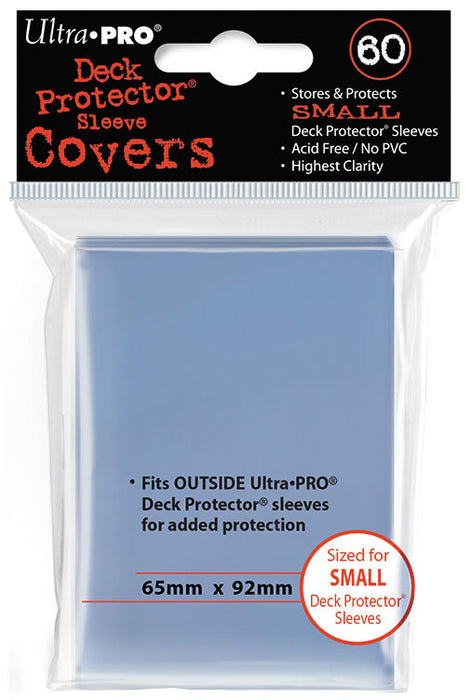 Deck Protectors - Small Yu-Gi-Oh! Size - Sleeve Covers