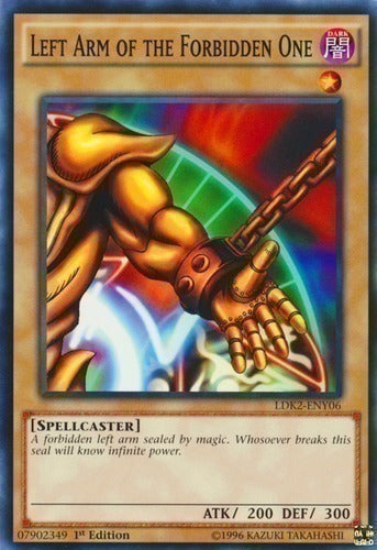 Left Arm of the Forbidden One - Common - LDK2-ENY06