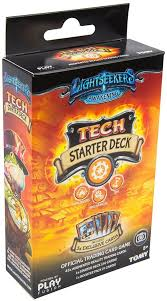 Lightseekers Awakening - Tech Starter Deck TOMY | Cardboard Memories Inc.