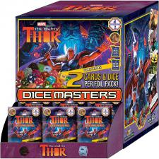Marvel Dice Masters - Mighty Thor Foil Pack Wizkids | Cardboard Memories Inc.