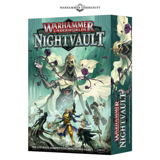 Games Workshop - Warhammer Underworlds - Night Vault