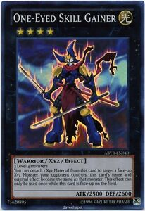 One-Eyed Skill Gainer - Super Rare Unlimited - ABYR-EN040