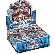 Yu-gi-oh! Judgement of the Light Booster Box Konami | Cardboard Memories Inc.