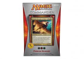 Magic the Gathering - 2013 Commander - Power Hungry Deck Magic The Gathering | Cardboard Memories Inc.