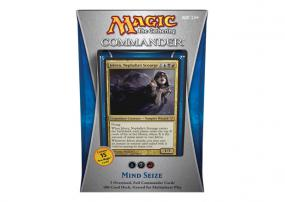 Magic the Gathering - 2013 Commander - Mind Seize Deck Magic The Gathering | Cardboard Memories Inc.