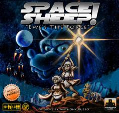 Space Sheep! Stronghold Games | Cardboard Memories Inc.