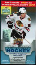 2013-14 Upper Deck Series 2 Hockey Blaster Box Upper Deck | Cardboard Memories Inc.