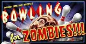 Bowling for Zombies Twilight Creations | Cardboard Memories Inc.