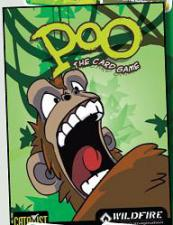Poo The Card Game Revised! Wildfire | Cardboard Memories Inc.