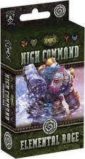 Hordes - High Command - Elemental Rage Expansion Set - PIP 61014 Privateer Press | Cardboard Memories Inc.