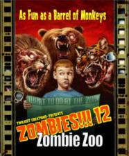 Zombies!!! 12 - Zombie Zoo Twilight Creations | Cardboard Memories Inc.