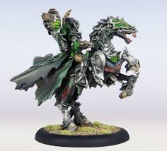 Warmachine - Cryx - Goreshade, Lord of Ruin - PIP 34106 Privateer Press | Cardboard Memories Inc.