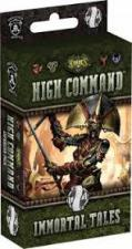 Hordes - High Command - Immortal Tales Expansion Set - PIP 61015 Privateer Press | Cardboard Memories Inc.