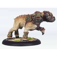 Hordes - Circle Orboros - Argus Moonhound Light Warbeast - PIP 72074 Privateer Press | Cardboard Memories Inc.