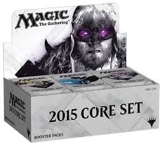 Magic the Gathering 2015 Core Set Booster Box Magic The Gathering | Cardboard Memories Inc.
