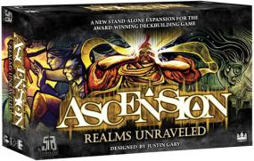 Ascension - Realms Unraveled Stoneblade Entertainment | Cardboard Memories Inc.