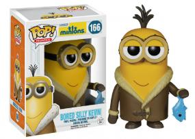 POP! Minions - Bored Silly Kevin Funko | Cardboard Memories Inc.