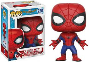 POP! Spider-Man Homecoming - Spider-Man Funko | Cardboard Memories Inc.