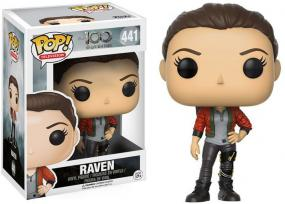 POP! The 100 - Raven Funko | Cardboard Memories Inc.