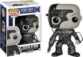 POP! Star Trek - Locutus Of Borg Funko | Cardboard Memories Inc.