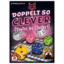 Stronghold Games - Doppelt so Clever - Twice as Clever!